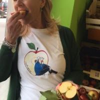 #melaregaloio_t-shirt paola pierobon