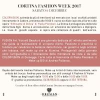 Fusion Art, Vision & Beauty - Cortina Fashion Week 2017 - L'evento