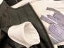 le t-shirt con la manica lunga
