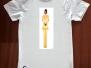"""Le t-shirt con i quadri """"Silhouette di Donna"""""""