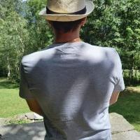 Linea-Uomo-Noccio_hastag_T-shirt-grigia