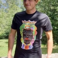 Linea-uomo-Noccio_Testa-di-Moro_T-shirt-nera