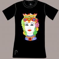 Testa-di-Mora_T-shirt_nera_girocollo